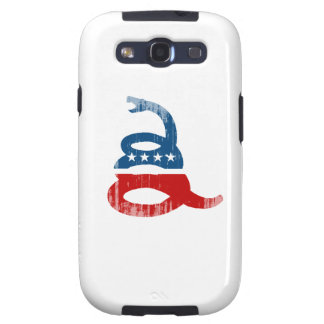 SNAKE PARTY Faded.png Samsung Galaxy SIII Cases
