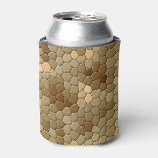 Snake Print Can Cooler