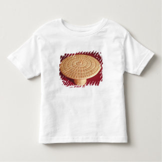 Snake shaped gaming board toddler T-Shirt
