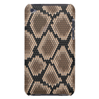 Snake skin barely there iPod cases