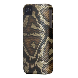 Snake Skin BlackBerry Bold Case-Mate Barely There