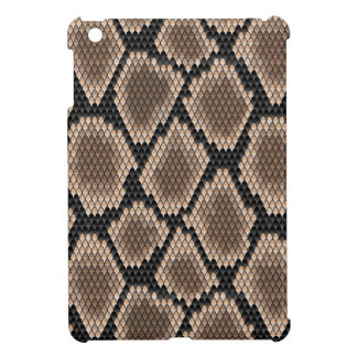 Snake skin case for the iPad mini