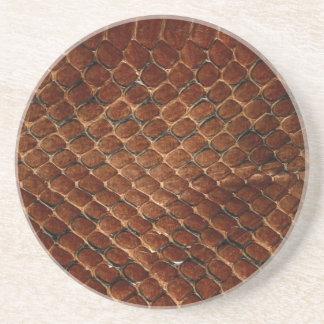 Snake Skin Coaster