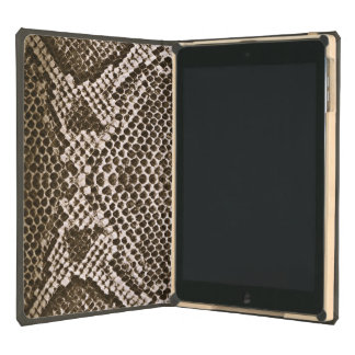 Snake skin cover for iPad air