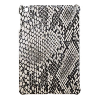 Snake skin design iPad mini cover