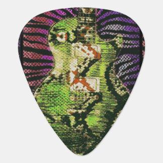 Snake Skin Guitar Picks Plectrum
