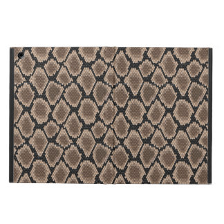 Snake skin iPad air cases