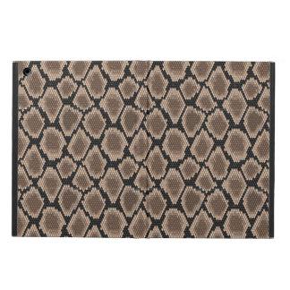 Snake skin iPad air cover