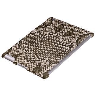 Snake skin iPad case