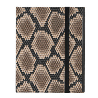 Snake skin iPad folio cover