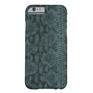 Snake Skin Leather Barely There iPhone 6 Case