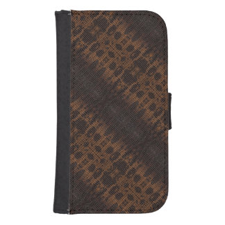 Snake Skin Leather Case 4a -