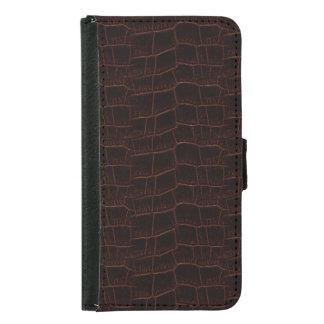 Snake Skin Leather Case 4b -