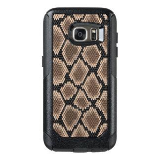 Snake skin OtterBox samsung galaxy s7 case
