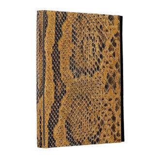 Snake Skin Print iPad Folio iPad Folio Covers