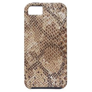 Snake Skin Print iPhone 5 Case