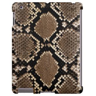 Snake Skin Texture iPad Case