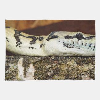 Snake Tea Towel