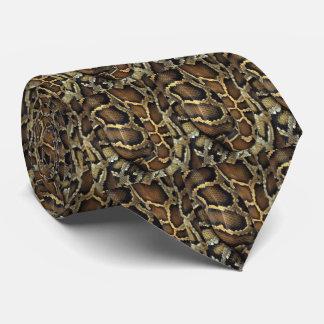 snake, tie
