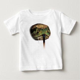 Snake Venom Bite Face Baby T-Shirt