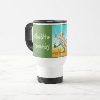 Snakebite Remedy  - travel mug