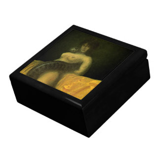 SnakeGrl Luxury Storage Box Large Square Gift Box