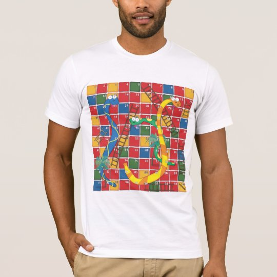 Snakes and Ladders T-Shirt