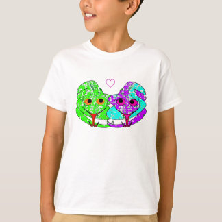 Snakes in love T-Shirt