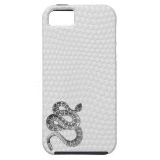 Snakeskin pattern tough iPhone 5 case