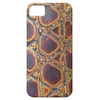 snakeskin style phone case