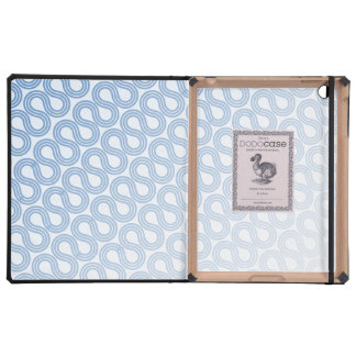 Snaking Lines iPad Folio Cover