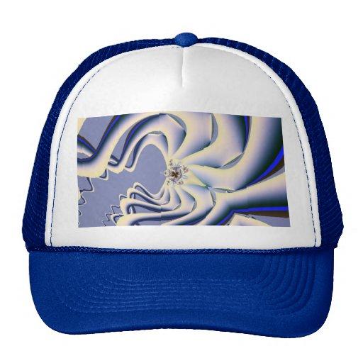 SNAP-51 Fractal Art Trucker Hat
