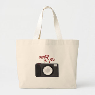 Snap A Pic Tote Bag