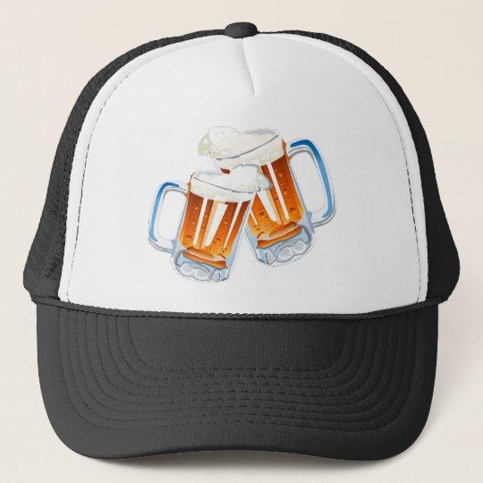 Snap bier cap