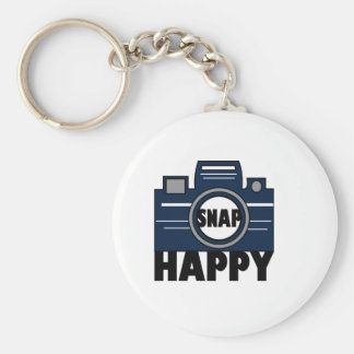 Snap Happy Keychains