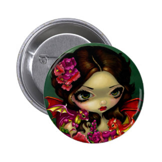"""Snapdragon Fairy"" Button"