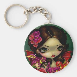 Snapdragon Fairy Keychain