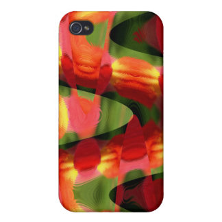 Snapdragon Rush iPhone 4 Case