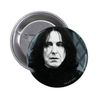 Snape 1 6 cm round badge