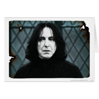 Snape 1 greeting cards