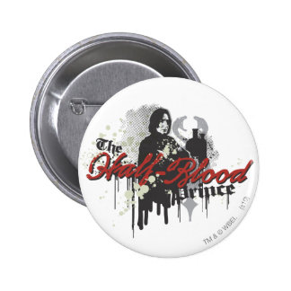 Snape 4 6 cm round badge