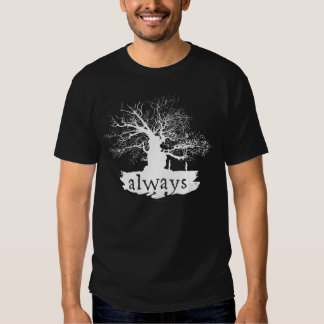 Snape And Lily - Always Tee Shirts