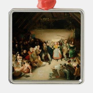 Snapp Apple Night Christmas Ornament