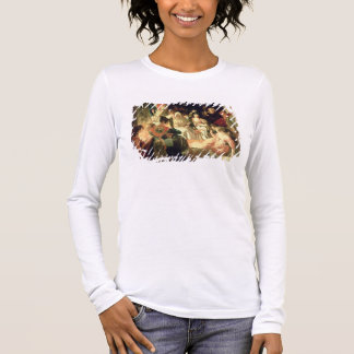 Snapp Apple Night (detail) 3 Long Sleeve T-Shirt