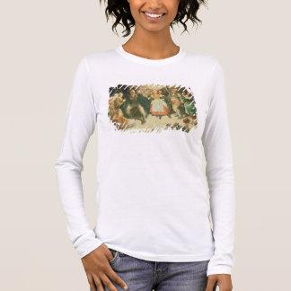 Snapp Apple Night (detail) Long Sleeve T-Shirt