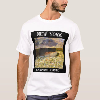 Snapping Turtle (New York) T-Shirt