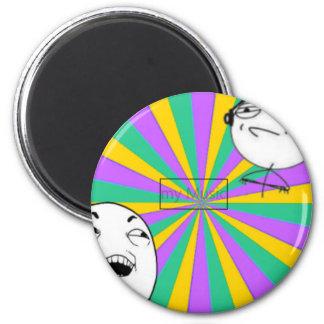 snapshot 2 Vic Inc 6 Cm Round Magnet