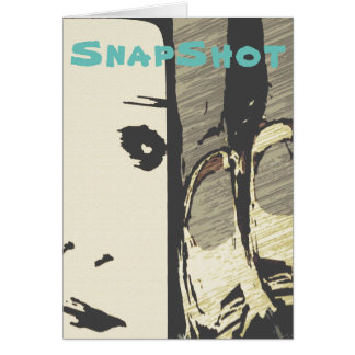 """SnapShot"" Note Card"