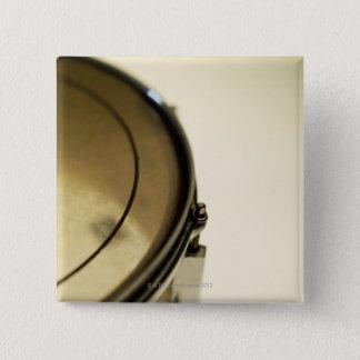 Snare Drum 15 Cm Square Badge
