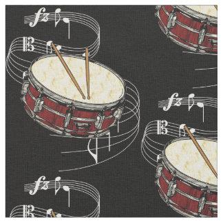 Snare Drum Fabric- Dark Fabric